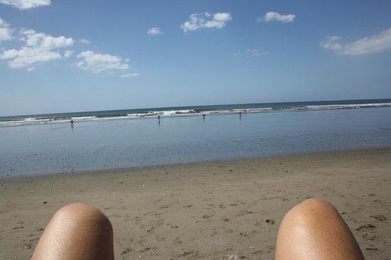 Barcelo Montelimar: plage en matinée