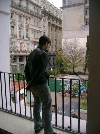 Cabildo: Balcones