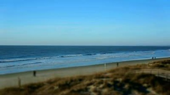 Wild Dunes Resort: Wild Dunes beach