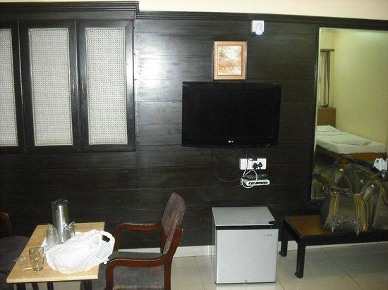 Suhashini Palace: four bedded room