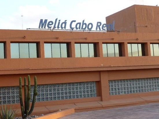Melia Cabo Real All-Inclusive Beach & Golf Resort: The hotel