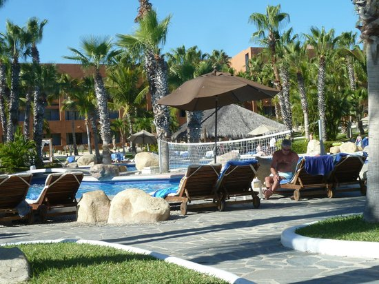 Melia Cabo Real All-Inclusive Beach & Golf Resort: The pool