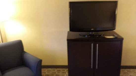 Hyatt Regency Louisville: Nice TV