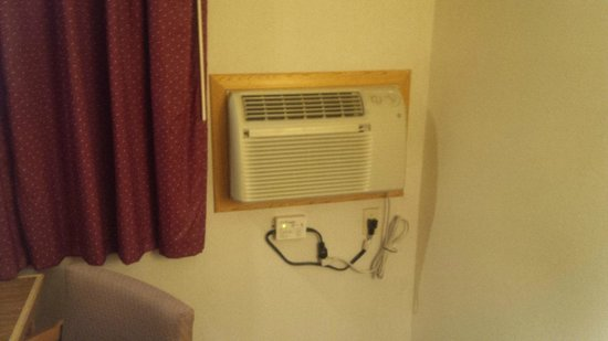 Super 8 Tucumcari : Air Con