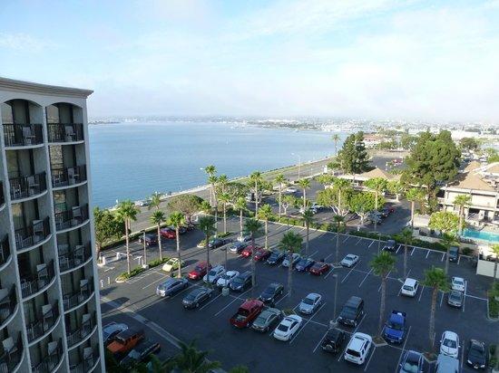 Hilton San Diego Airport/Harbor Island: the bay
