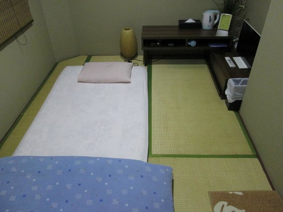 Asakusa Hotel Waso: Traditional Japanese room for 1