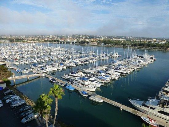 Hilton San Diego Airport/Harbor Island: dock
