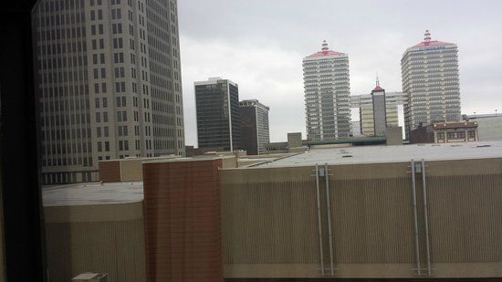 Hyatt Regency Louisville : Window View