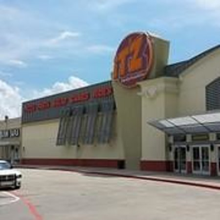 Outside view of iT'Z Houston