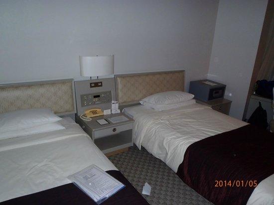 New Furano Prince Hotel: Spacious rooms