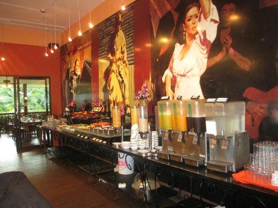 Horizon Karon Beach Resort & Spa : Breakfast Buffet