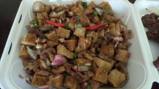 Towat Baboy Take Out - Picture of Lutong Pinoy Filipino