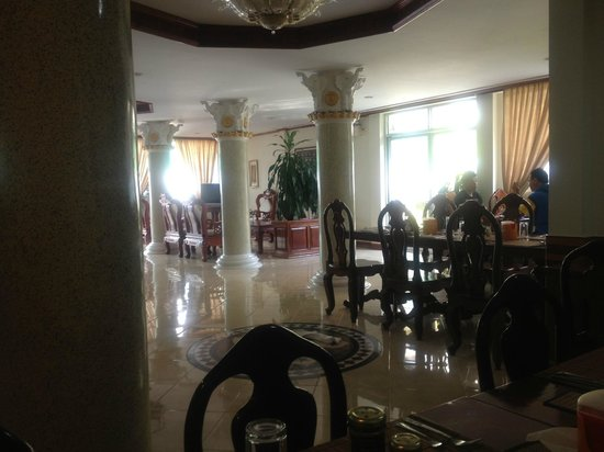Aroon Residence Vientiane: dining room