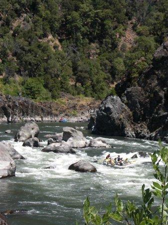 Momentum River Expeditions: Rogue River, Oregon