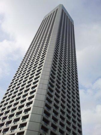 Swissotel The Stamford Singapore: Main Tower