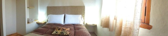 Le Bouquet Apart Hotel: habitacion matrimonial Departamento 1 Standar