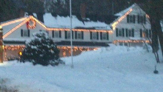 Christmas Farm Inn & Spa : hotel