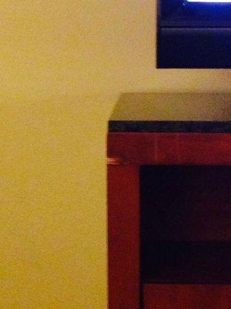 Hilton Garden Inn Columbus: TV stand