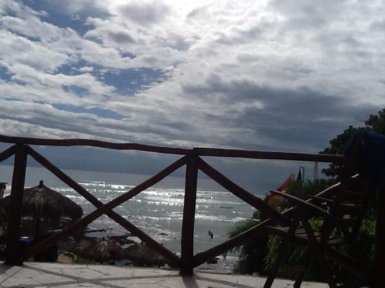 The Royal Suites Punta de Mita by Palladium: beach veiw