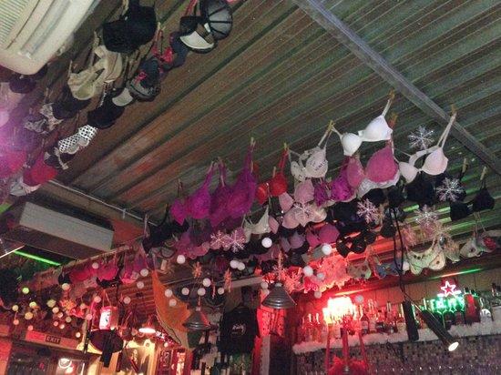 """Bacaro Jazz Ristorante : The """"Bra Bar"""""""