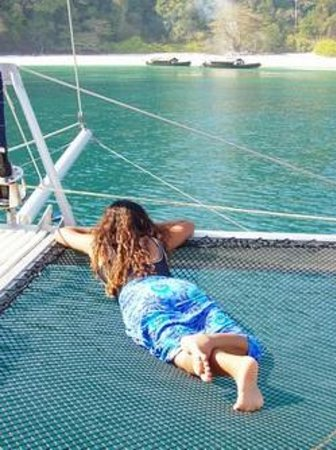 Faraway Yachting: Chill out time