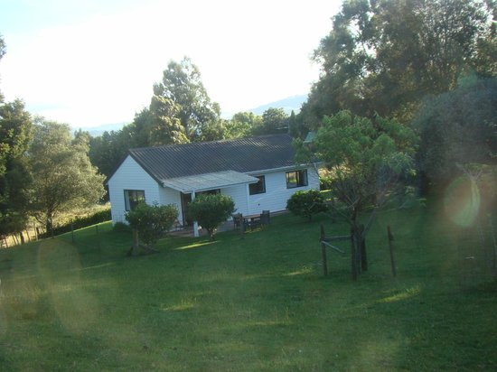 Broekhaven Country Cottage: The home