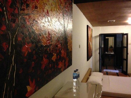 Tiga Lima Homestay : Komodo room