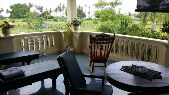 Bali Paradise Hotel Boutique Resort : Balcony Presidential Suite