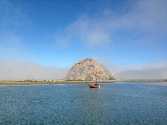 456 Embarcadero Inn & Suites: Scenic Morro Rock