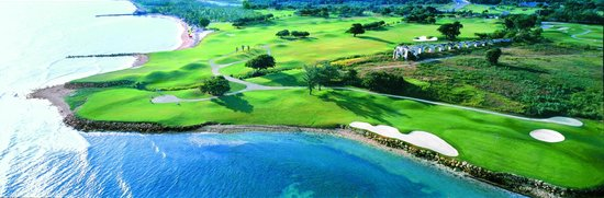 Rose Hall, Jamaica: 5th and 6th Hole Seaside Greens