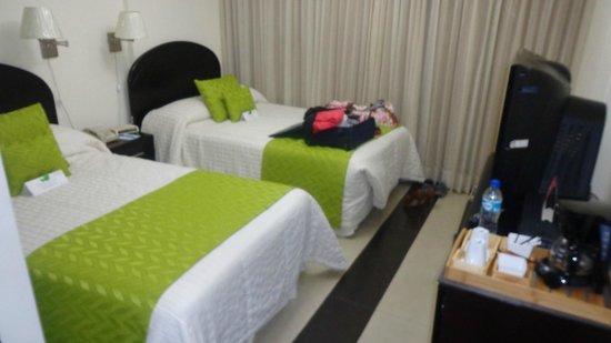 Hotel Ramada : habitacion doble nº 124
