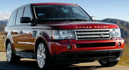 Hunter Private Tours: Redley, our gorgeous Range Rover - just for you!
