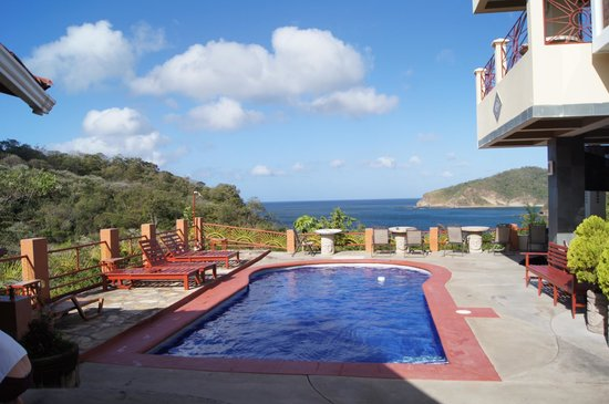Casa Del Soul: View of the pool deck