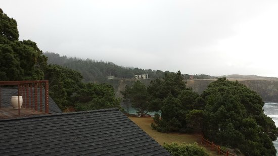 Heritage House Resort : view from our deck