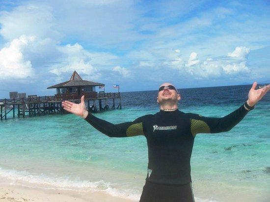 Dive The World: Last day at Sipadan
