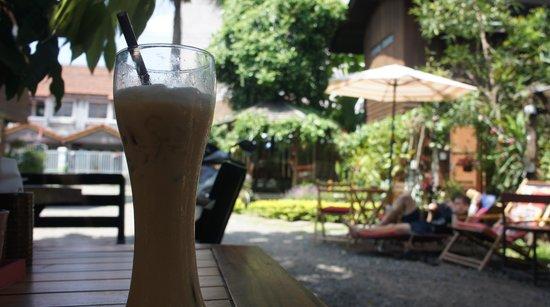 Aoi Garden Home: great ice coffee