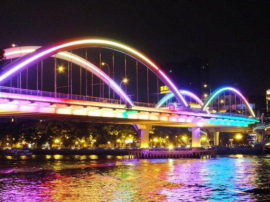 Pearl River (Zhujiang) : nice place for photografi