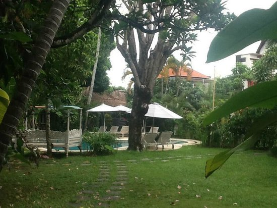 Bali Hotel Pearl : View of the pool
