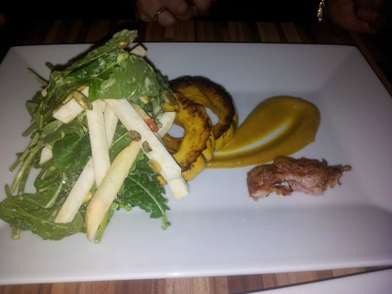 Hawthorne Food and Drink: squash