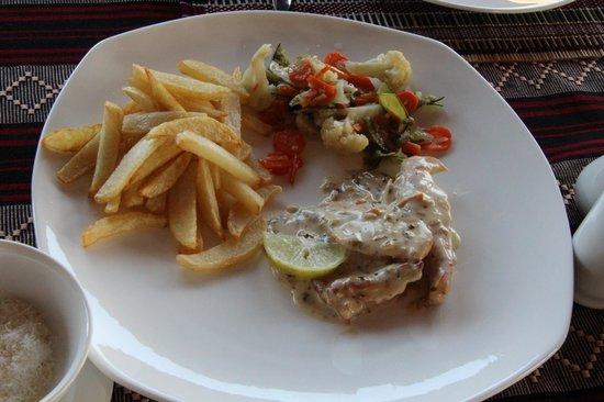 Restaurant Trattoria - La Terrasse : Appetizer