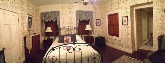 King George IV Inn: Room 1B