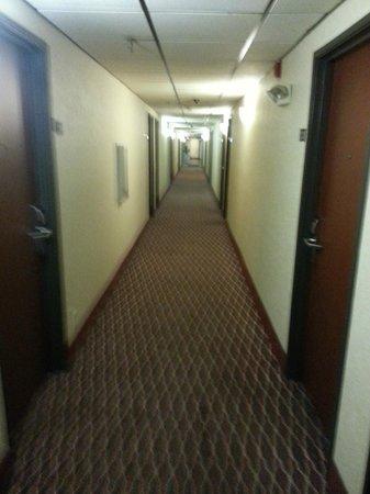 Super 8 Taylor/Detroit Area: Hallway