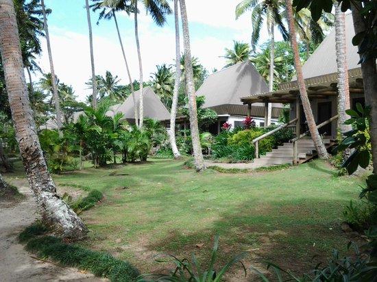 Lalati Resort & Spa: Bures