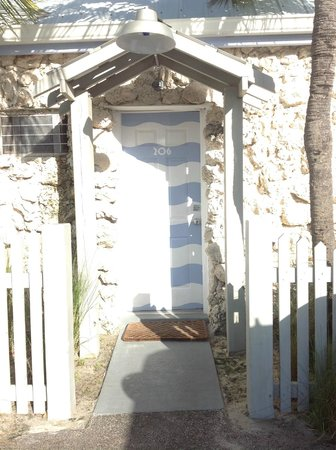 Ibis Bay Beach Resort: Porte