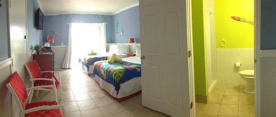 Ibis Bay Beach Resort : Notre chambre (106)