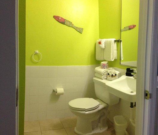 Ibis Bay Beach Resort: salle de bains
