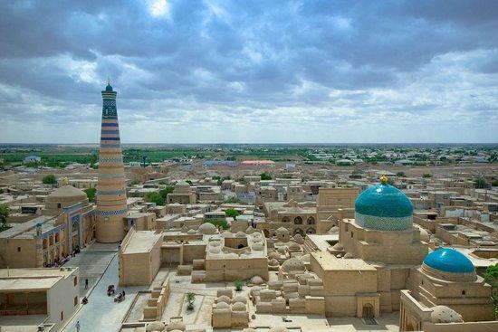 Khiva, Itchan Kala