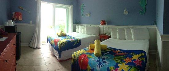 Ibis Bay Beach Resort: Notre chambre (106)