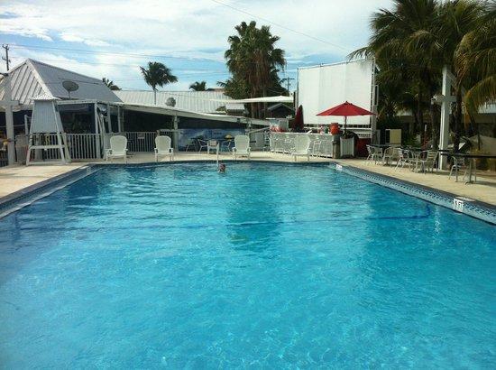 Ibis Bay Beach Resort: Un peu tristounet...