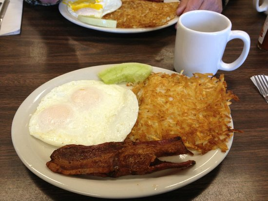 Adel's Restaurant: Breakfast at Adel's